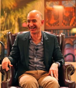 Jeff Bezos In 2010