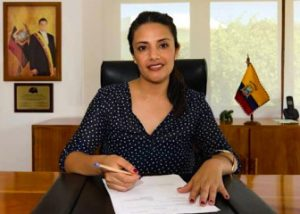 Alejandra Ordoñez, New Director Of The Galápagos National Park