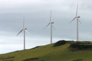 Wind Farm On San Cristóbal Island, Galápagos